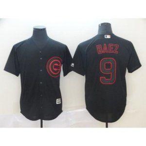 Chicago Cubs Javier Baez Jersey 1